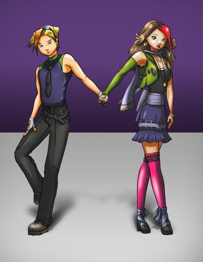 Anime Banzai: Ban and Sai